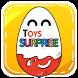 surprise eggs .. surprise toys by aqwapps