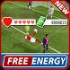 Cheat for Score Hero for Free Energy prank!