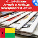 Guinea-Bissau Newspapers by siyarox