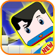 Geometry Superman Dash by UVO Studio