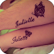 Tattoo Name On My Photo Editor by vi10rage