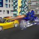 Police Moto Robot Car Chase by PalmGames