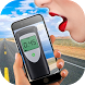 Breathalyzer simulator by CrazyDron