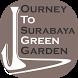Journey to Surabaya Green Park by Melon ASDC