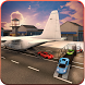 Cargo Airplane Simulator: Flight Car Transporter