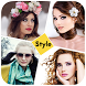 Girl Hairstyle Changer Photo Editor by Android Innovative Solutions