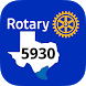 Rotary Texas D5930 by Nancy Paulson