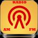 AM FM Radio Tuner for Free Music Player Online by AlfredoAdolfoParra