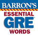 Barron's Essential GRE Words by gWhiz