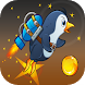 Penguin Jump Using Fire by Donald Dev.App