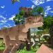 Jurassic Craft mod for MCPE by Allocca Zekin