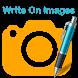 Selfie Writer by UWeMo Applications