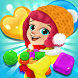 Candy POP Juice Jam - Match 3 puzzle Game FREE