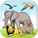 Learn Animals for Kids by Alkaline Labs Apps