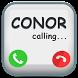 Conor Mcgregor call fake by Fake-Call Me Developer