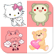 Cute & Sweet Emoticons Sticker by Winter Zone
