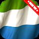 Sierra Leone Flag Wallpaper by HD Flags