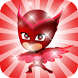 pj rush masks adventure by blaze patrol platforme apps team