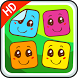 Memory pairs puzzle game kids by ShvagerFM