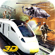 Sniper Shooter Train Battle by Tech Vista Games