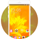 Theme for Lenovo A1000 Orange Wallpaper by Theme Guru