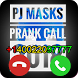 Pj Prank Fake Call Mask 2018 by Wedone