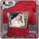 T Shirt Men Photo Frame by Photo Frames Experts