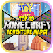 New Maps For Minecraft PE 2017 by KoKos Games