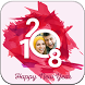 Happy New Year Photo Frames 2018 by Soft Hills