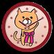 Cat Analog Clocks Full ver. by peso.apps.pub.arts