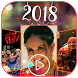 Happy New Year Video Maker 2018 - Photo Slideshow by Black Orange Corner