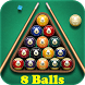 Pool Billiards: 8 Balls by Suen Mobizz