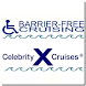 Barrier-Free Celebrity Cruises by TARGETED Apps