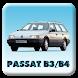 Repair Volkswagen Passat b3/b4 by SVAndroidApps