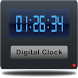 Digital World Clock Widget by HPSOFT