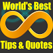Top Quotes Advice Tips Free by Team invilabs