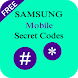 Secret Codes of Samsung Free: