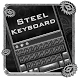 Classy Black Keyboard by HD Themes and Wallpaper