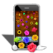 Flower Falling Live Wallpaper by Galaxy Launcher