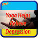 Yoga Helps Relieve Depression by Phyt4