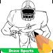 How To Draw Sports by Teachopolis