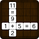 Mathword Puzzles 1000+ by mawika