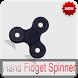 Pro Hand Fidget Spinner. by Soukaina Bousfiha