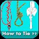 How To Tie ??