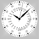 24 Clock shows time by Ltd Inovator