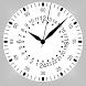 24 Clock shows time by Ltd Inovator