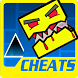 Cheat Geometry Dash prank by Raven777