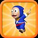 Clumsy Nin Escape: Ninja Game by Abdelghafour IFTAH