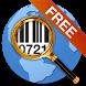 Barcode scanner by GBSoftware.BIZ