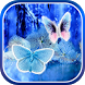 Abstract Butterflies Wallpaper by Live Wallpapers 3D